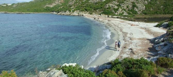 Plage du Lotu, une plage sauvage et préservée